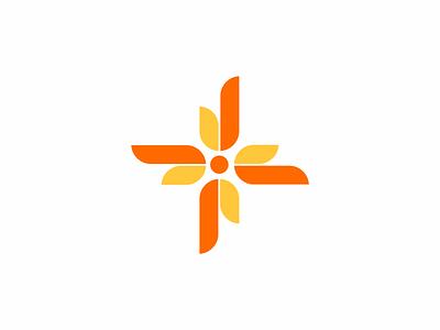 Abstract design branding icon logo