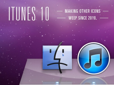 iTunes 10 killed my dog.