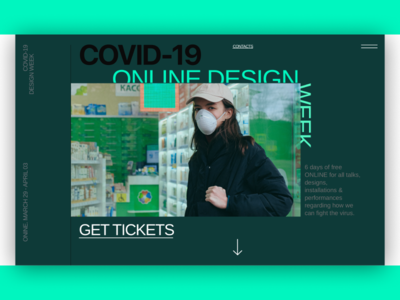 COVID 19 Online Design Week