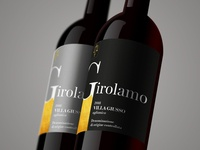 Girolamo - Wine Label