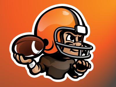Football Fanatic Update football fanatic cartoon mascot character