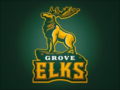 Grove Elks // Primary