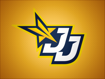 John Jay Stars // Secondary Logo