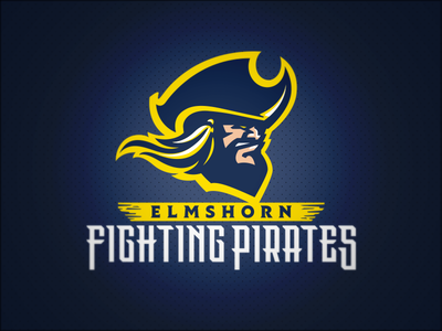 Elmshorn Fighting Pirates // Primary Mark