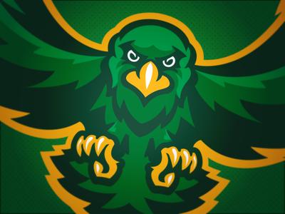 Ridge Raptors // Mascot
