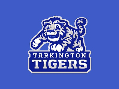 Tarkington Elementary School character friendly cat mascot cub tigers tiger school elementary