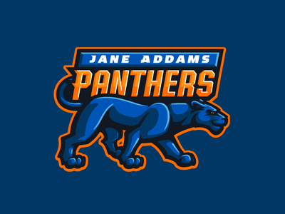 Jane Addams Panthers