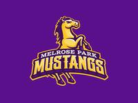 Melrose Park Mustangs