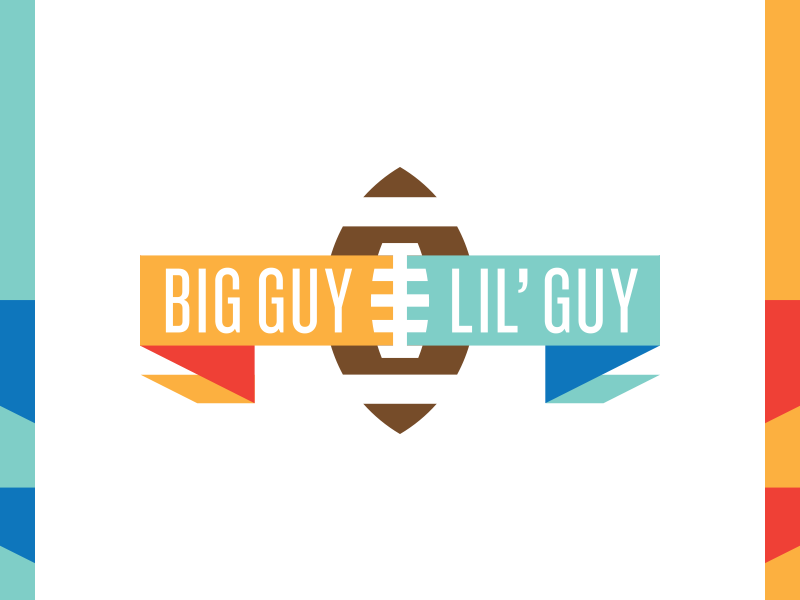Big Guy Lil' Guy nfl hands brother football nonprofit organization foundation charity