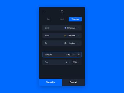 Transfer crypto currency app crypto