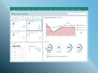 Data Entry Dashboard app enterprise dashboad ui design ux design