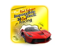 Icon design for racing game