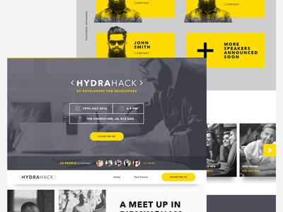 Hydrack Developer Talks
