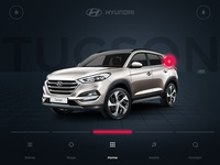 Hyundai In Car Ui