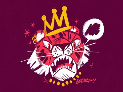 King Tigerrrr