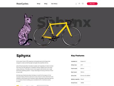 Pavlina DamianouSphynx Product page