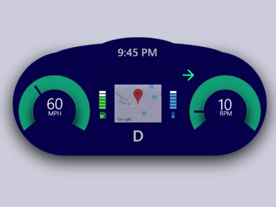 034 - Car Interface