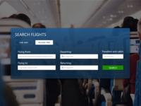 068 - Flight Search