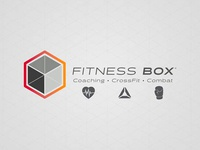 Brand Identity - Fitness Box in Strasbourg