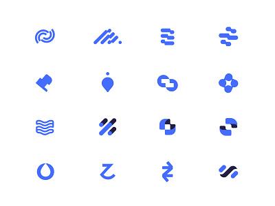 Zupo - Logo exploration seo logos case study typography minimal mark logo icon branding and identity branding