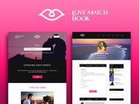 Love Match Book Redesign