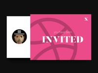 2 Dribbble Invites to Giveaway [ENDED]