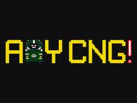 AAY CNG! Logo
