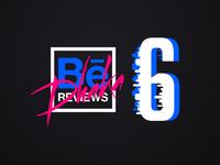 BeReviewsDhaka - Logo Concept