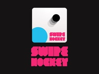 Swipe Hockey - Game concept game design game art gaming ux ui phone mobile swipe hockey modern minimal game