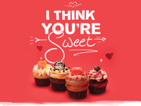 Valentine's Day Campaign- Sweet by Holly