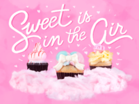 Sweet By Holly - Valentine's Day Campaign