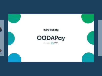 OODAPay HLTH video presentation product healthcare branding brand motion video