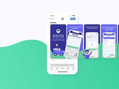 Updating the App Store ios 12 app store ios branding ui transition design animation mobile iphone app illustration