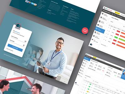 LHG ecommerce ui mobile website website designing branding website web design web ux design