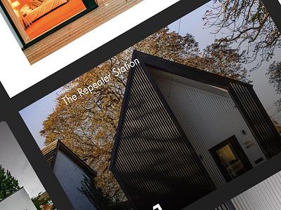 Architect Website TMV mobile ui mobile website website designing branding website web design web ux design