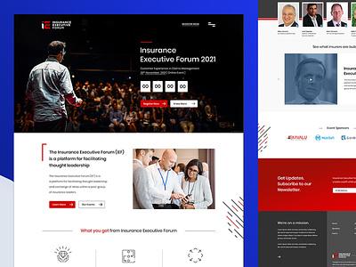IEF mobile website logo website designing branding website web design web ux design