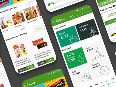 Food In Joy App design ux ui mobile app development food app foodtech mobile app design mobile app