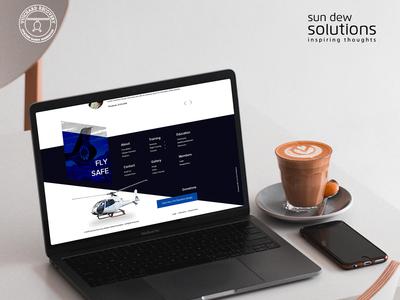 Website web ux design