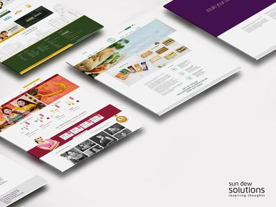 Website Designs ui website web design web ux design
