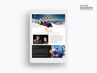 Website and Mobile Web