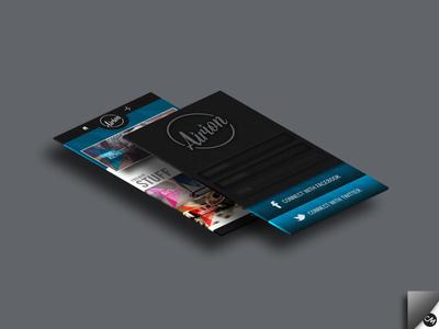 Airion App Concept