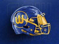 Golden State Warriors : Helmet Concept