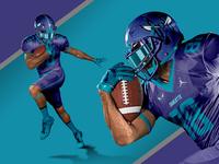 Nike 'Statement' Edition Uniforms : Charlotte Hornets