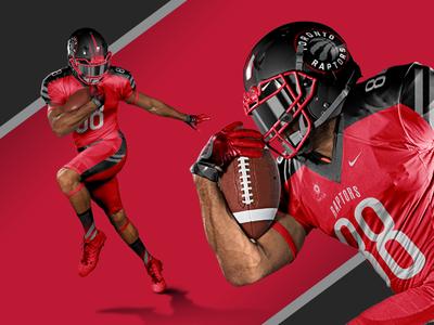 Nike 'Statement' Edition Uniforms : Toronto Raptors
