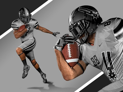 Nike 'Statement' Edition Uniforms : San Antonio Spurs