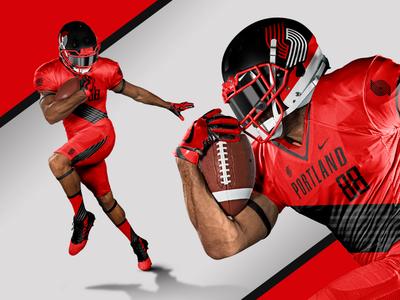 Nike 'Statement' Edition Uniforms : Portland Trailblazers