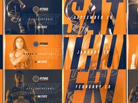 UTEP Athletics Design System - #EPMAD Concept