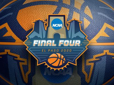 El Paso Final Four : Logo Concept