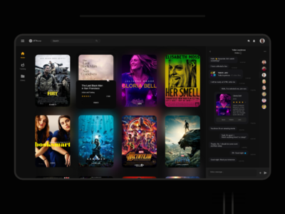 Streaming Video Service