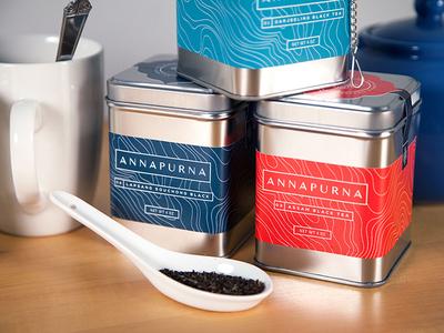 Annapurna Tea Packaging